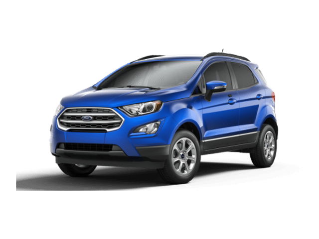 New 2019 Ford EcoSport SE SUV for sale in Livonia, MI